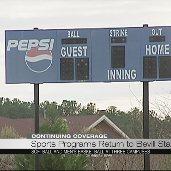 Sports programs return to Bevill State_176898