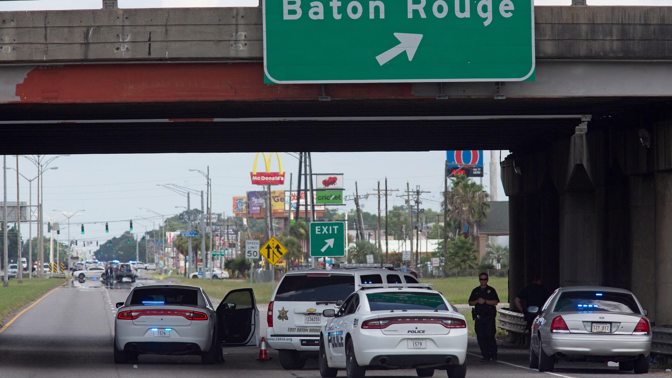 Police Shot Baton Rouge_182278