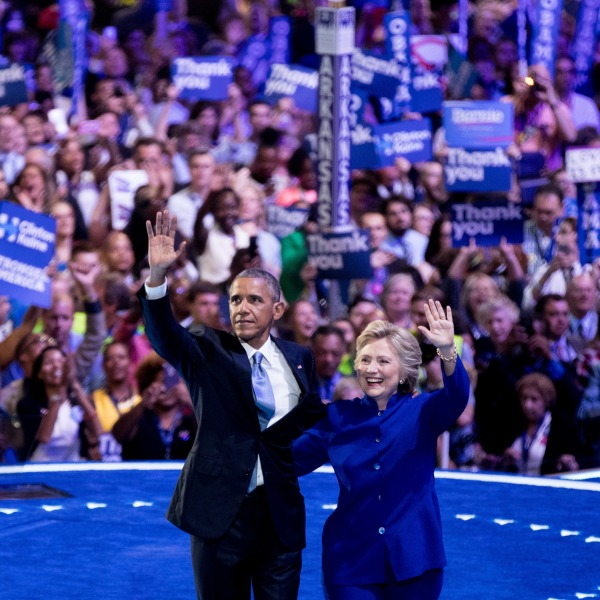 Hillary Clinton, Barack Obama_184444