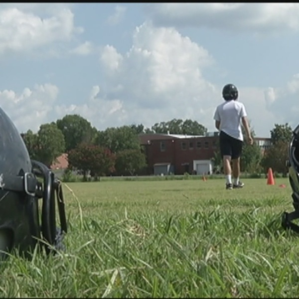 CBS 42 Two-A-Days: Alexandria Valley Cubs