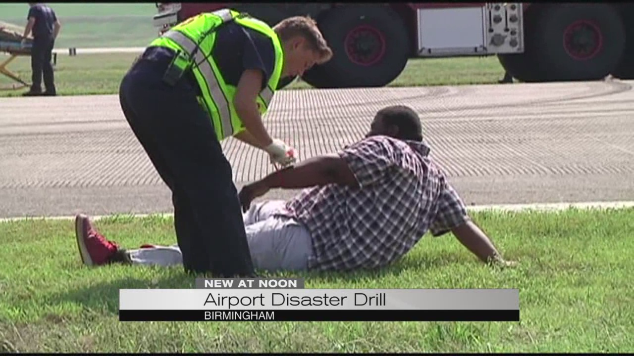 Airport Disaster Drill_189732