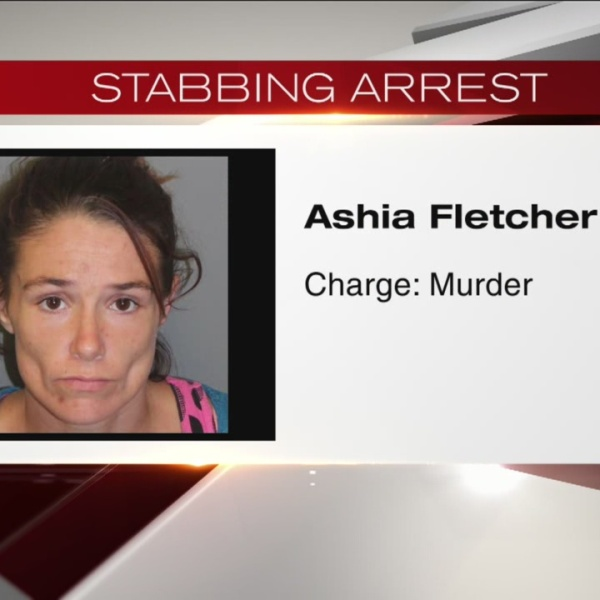Ashia Fletcher arrested_190367