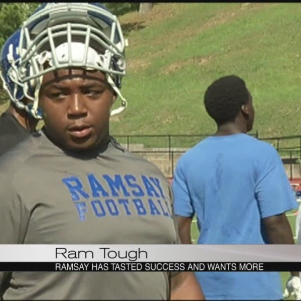 CBS 42 Two-A-Days Ramsay Rams_187123