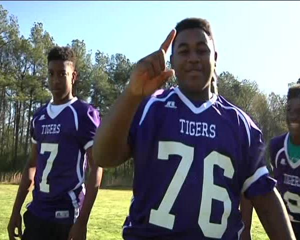 one team at a time bessemer city middle school football_187240