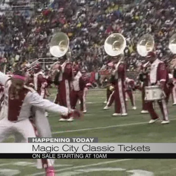Magic City Classic tickets_187554