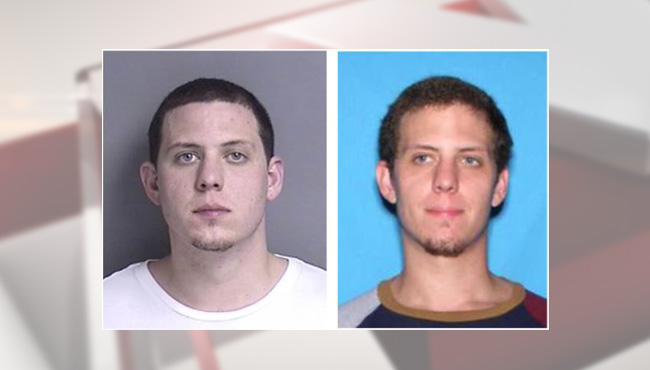 Hoover PD search for man with 2 active felony warrants