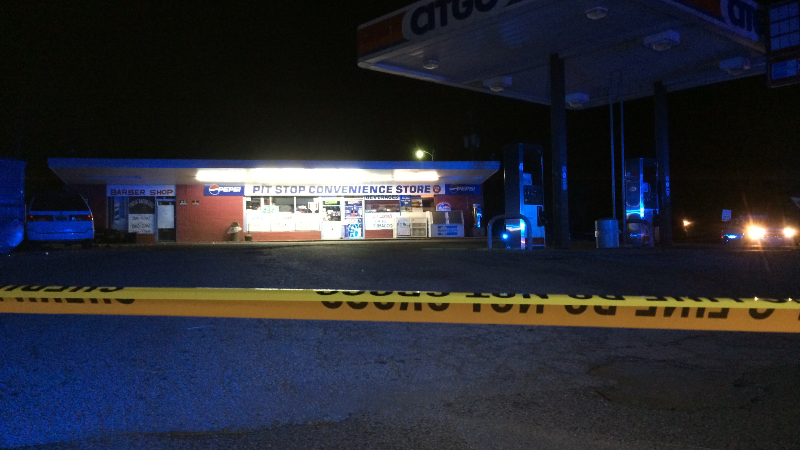 Pit Stop gas station robbery and shooting_198388