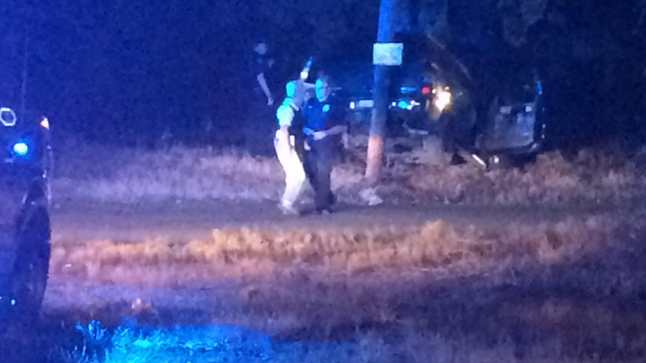 Bessemer Super Highway police chase_201882