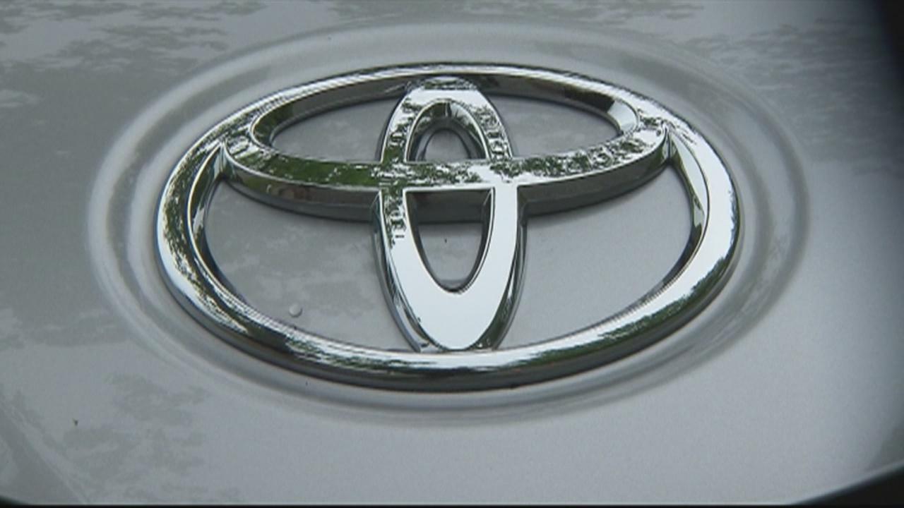 Toyota recalling Sienna Minivans