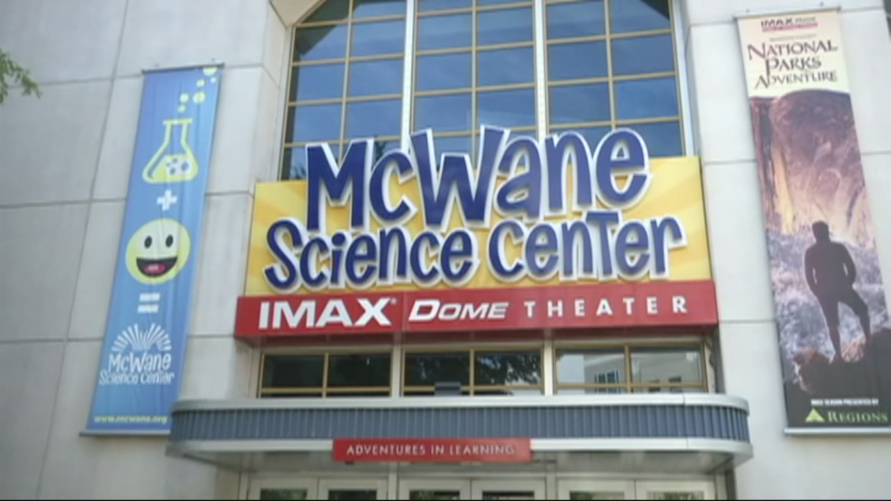 McWane Science Center Scheduled to reopen