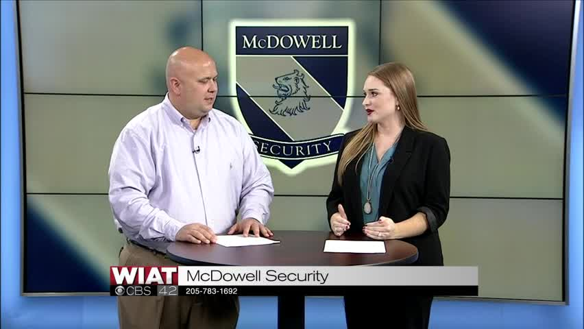 Birmingham security expert speaks about holiday season safety