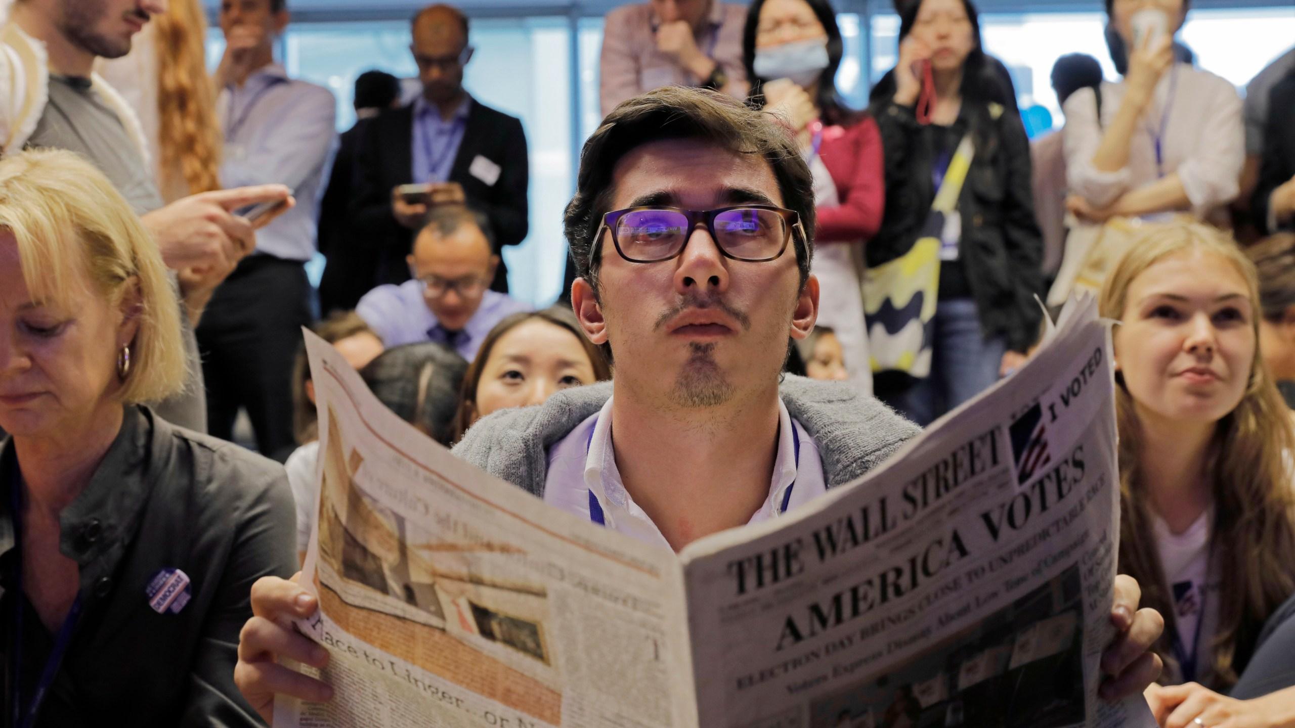 Hong Kong 2016 US Election_203852
