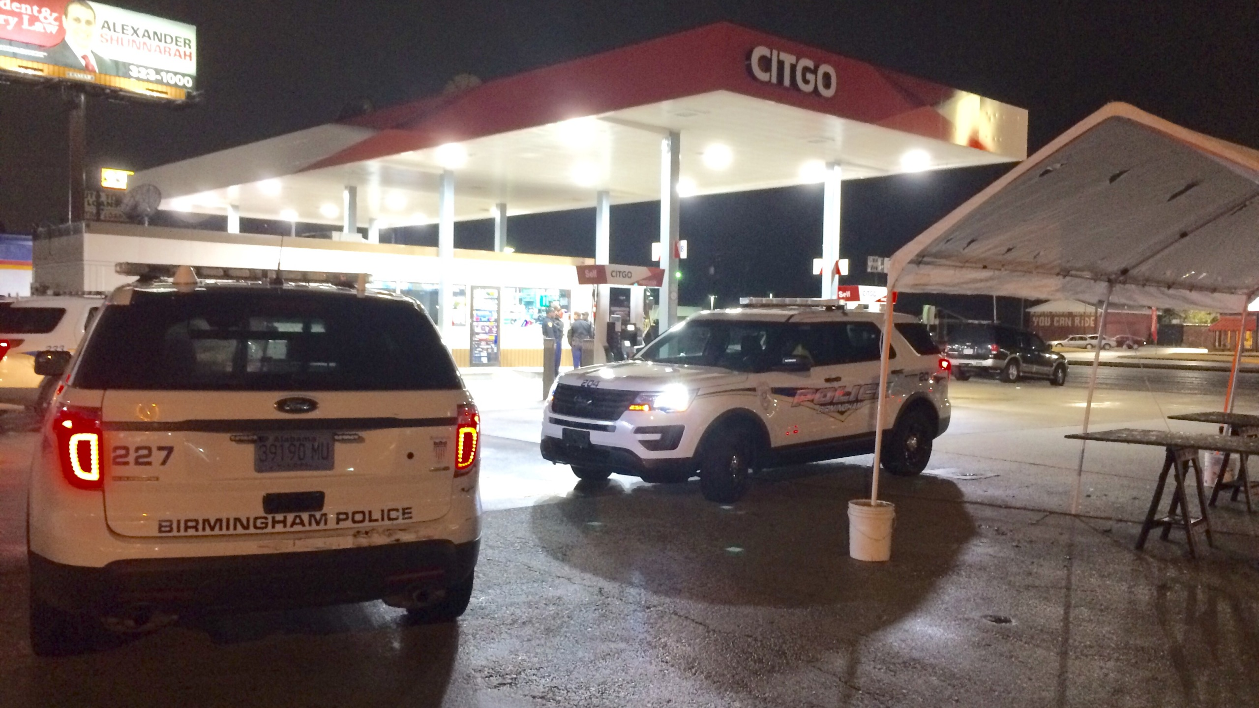 Parkway East Gas Station Shooting_209911