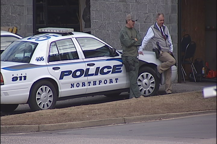 Northport Police Set Up Safe Zone For Online Shopping Pickups