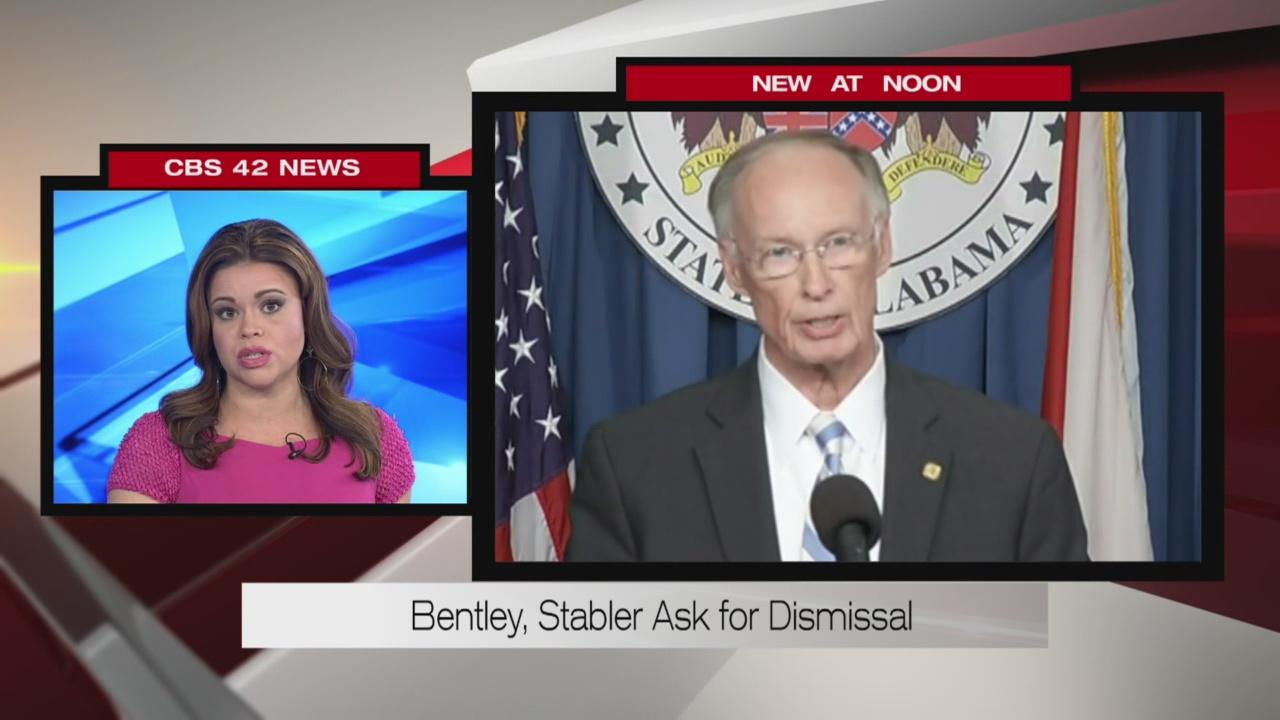 Bentley, Stabler ask for dismissal
