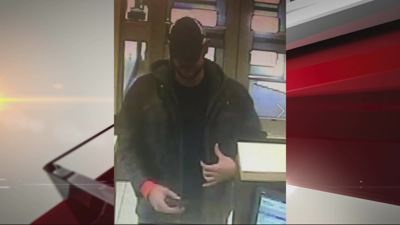 Chelsea Credit Union Robbery