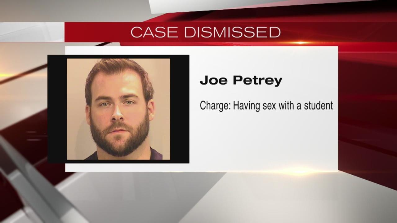 Petrey case dismissed