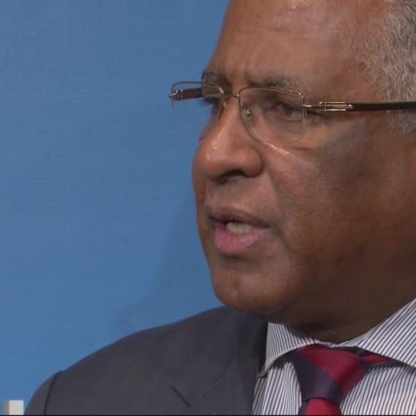 Mayor addresses threats