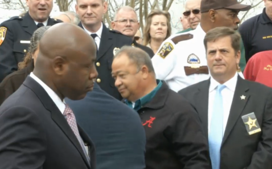 alabama chiefs of police press conference_232376