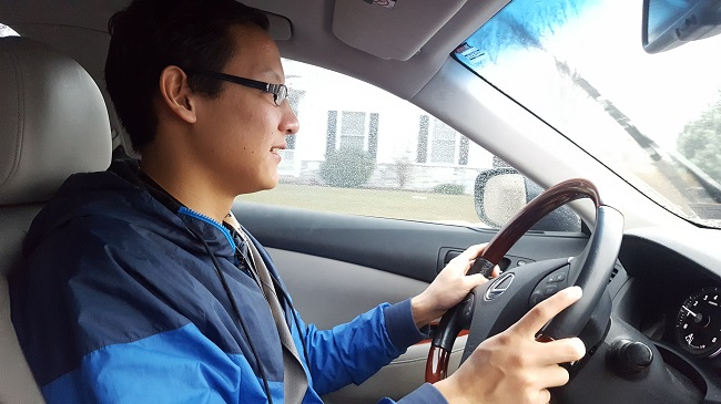 ningning student driver teen learning_231459
