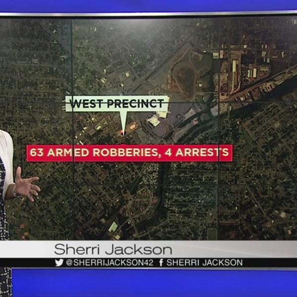 Birmingham armed robberies