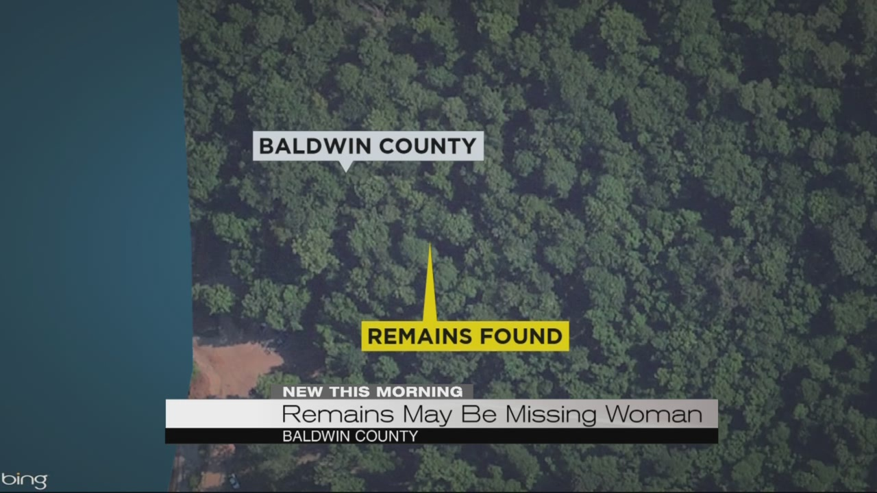 baldwin co body found