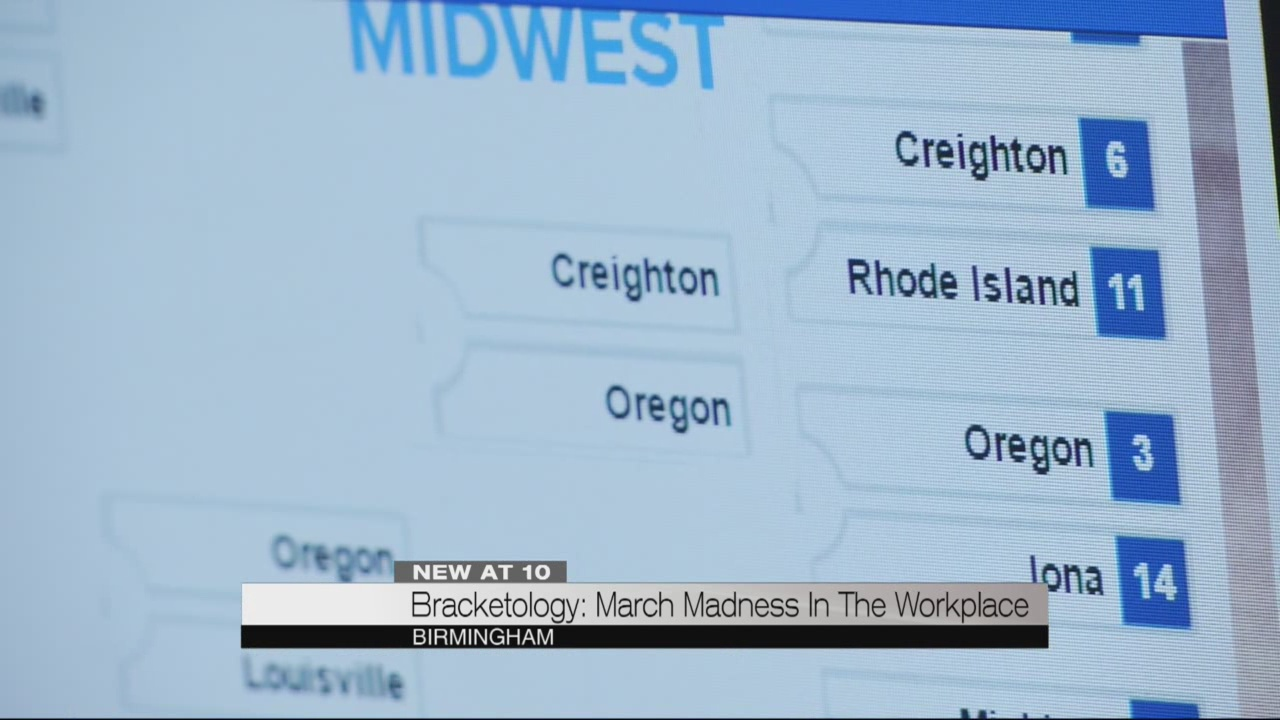 Bracketology: March Madness in the Workplace