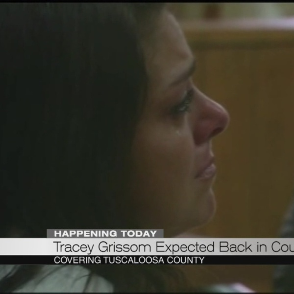 Tracey Grissom back in court