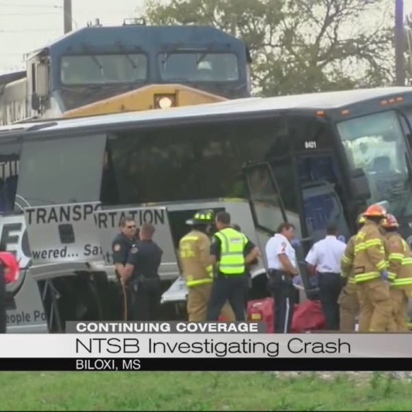 NTSB investigating crash