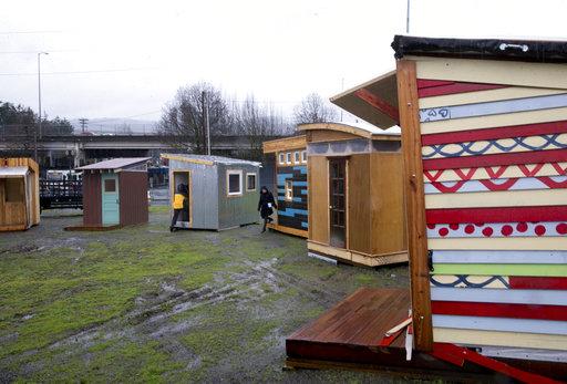 Portland Homeless Backyard Flats_245884