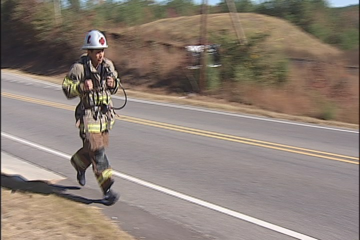 northport firefighter manuel jimenez running marathon_205878