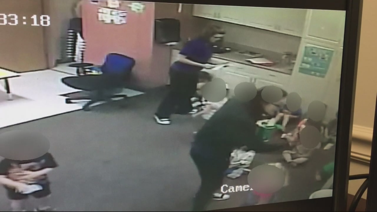 Daycare abuse investigation