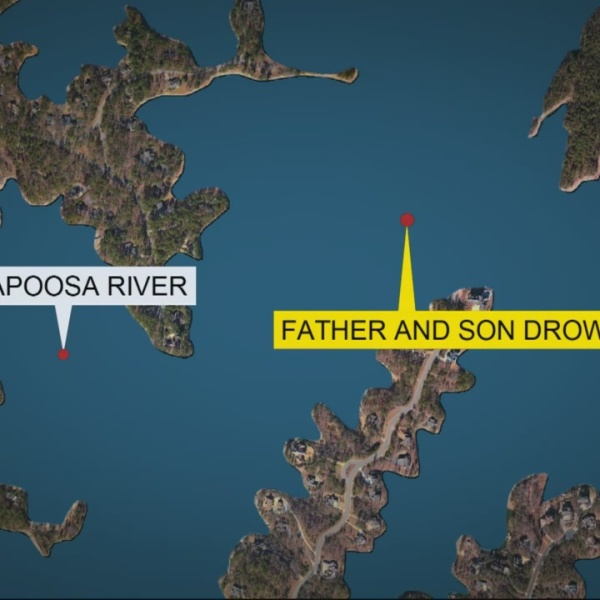 Father, son drown in kayaking accident