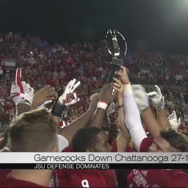 Jax St beats Chattanooga