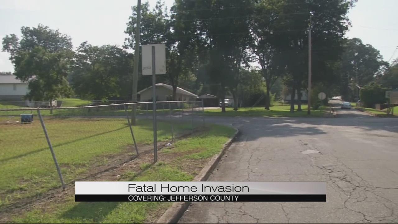 Fatal home invasion
