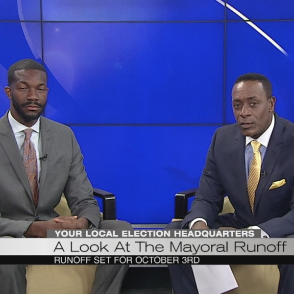 Randall Woodfin Interview
