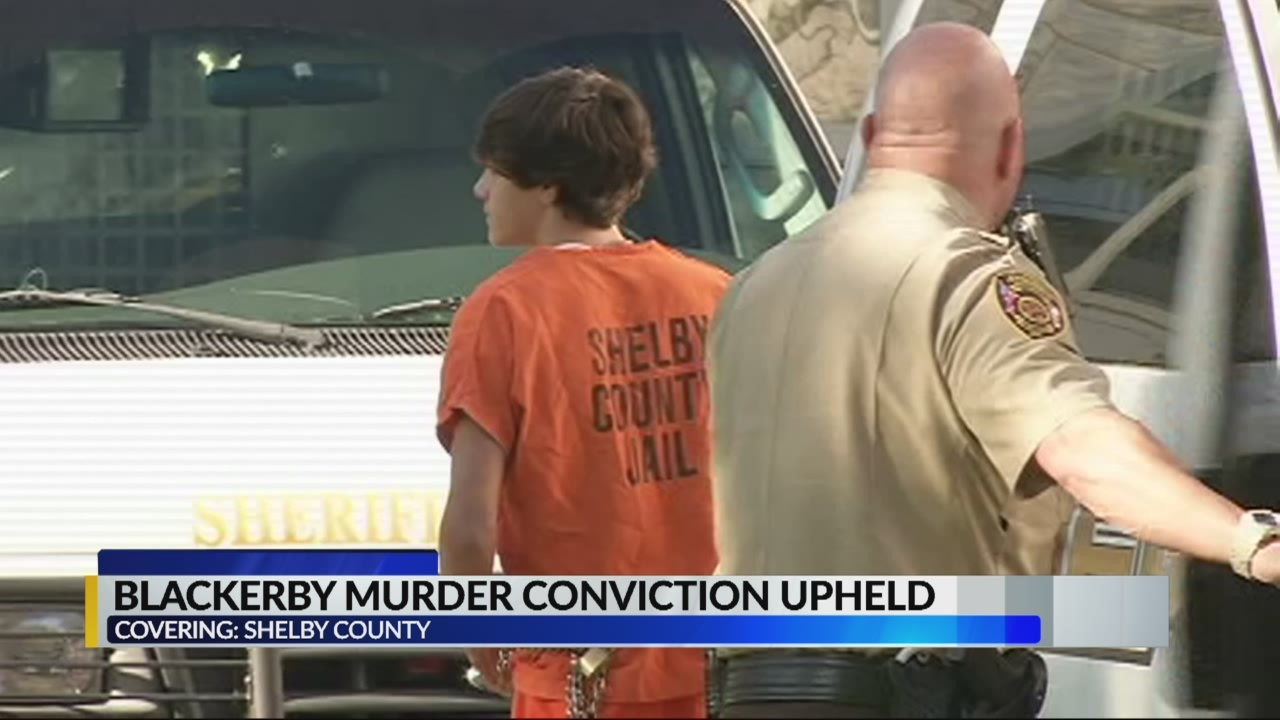 Shelby County murder conviction upheld