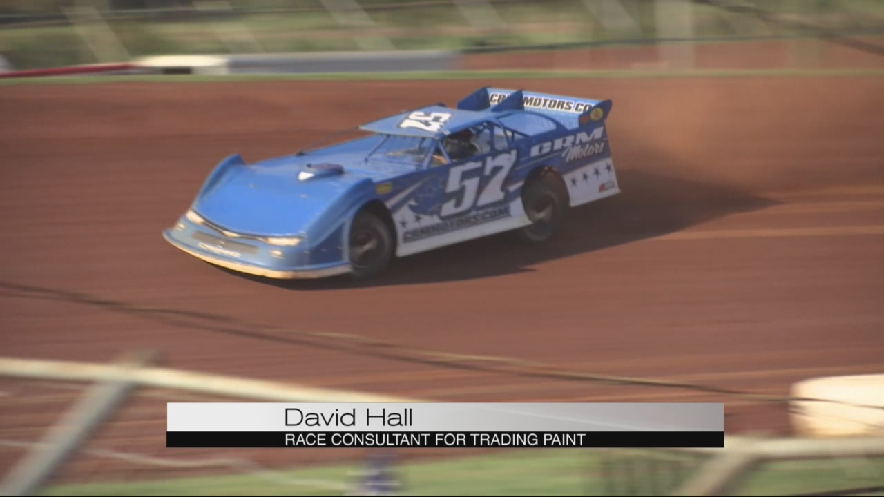 Local graphics company, racing consultant hired for Trading