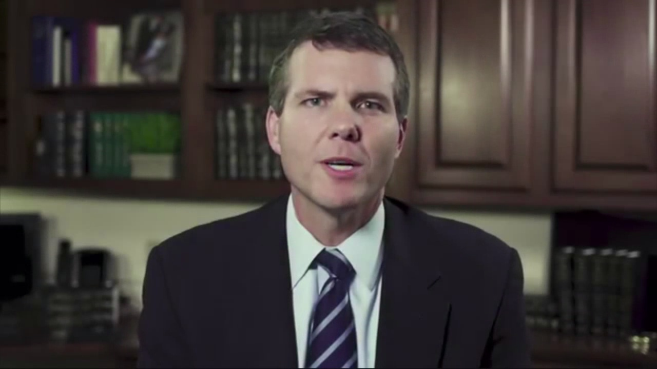 Walt Maddox runs for governor
