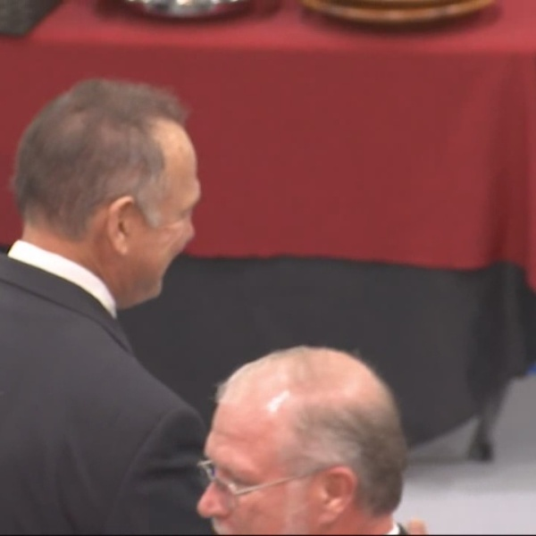 Roy Moore's attorney speaks