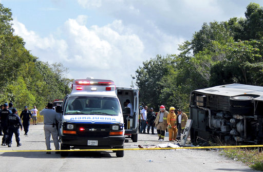 Mexico Bus Accident_351853