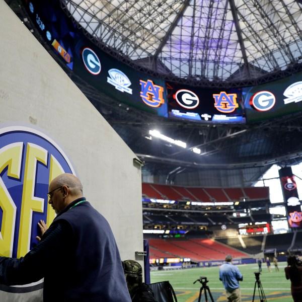 SEC Championship Football_344572