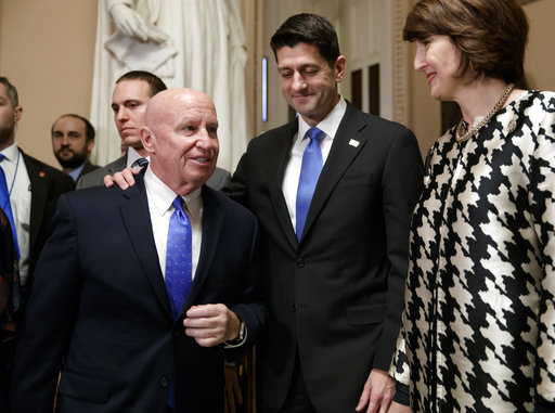 Paul Ryan, Kevin Brady, Cathy McMorris Rodgers_351461