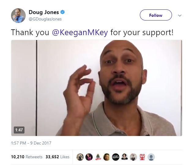 Doug Jones endorsement twitter_348068