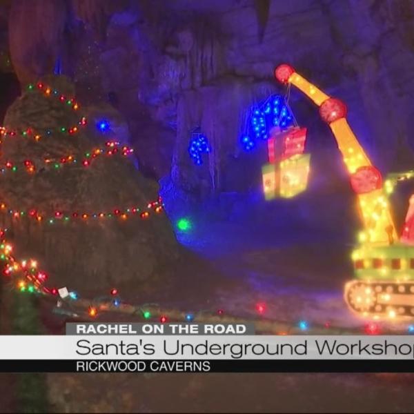 Santa's underground workshop_348087