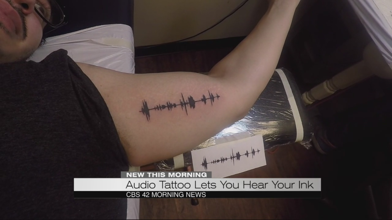 Audio Tattoos