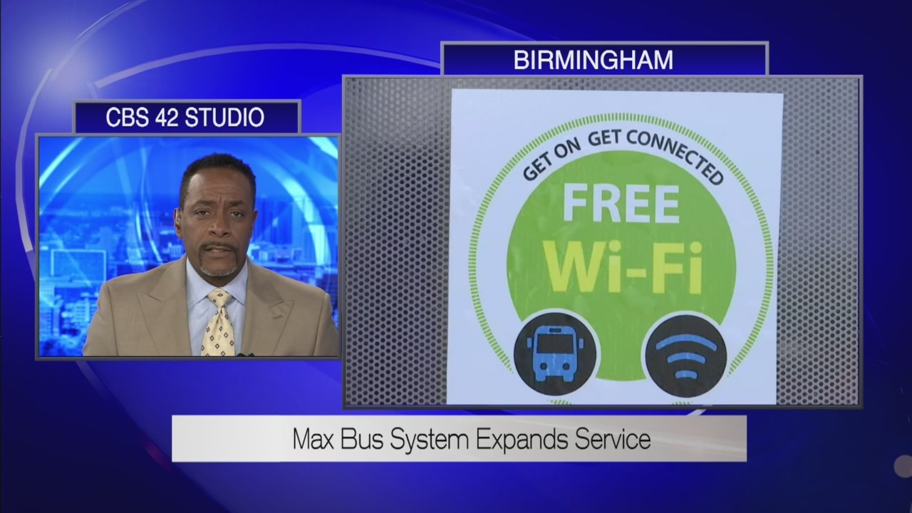 Max Bus System Expands Service