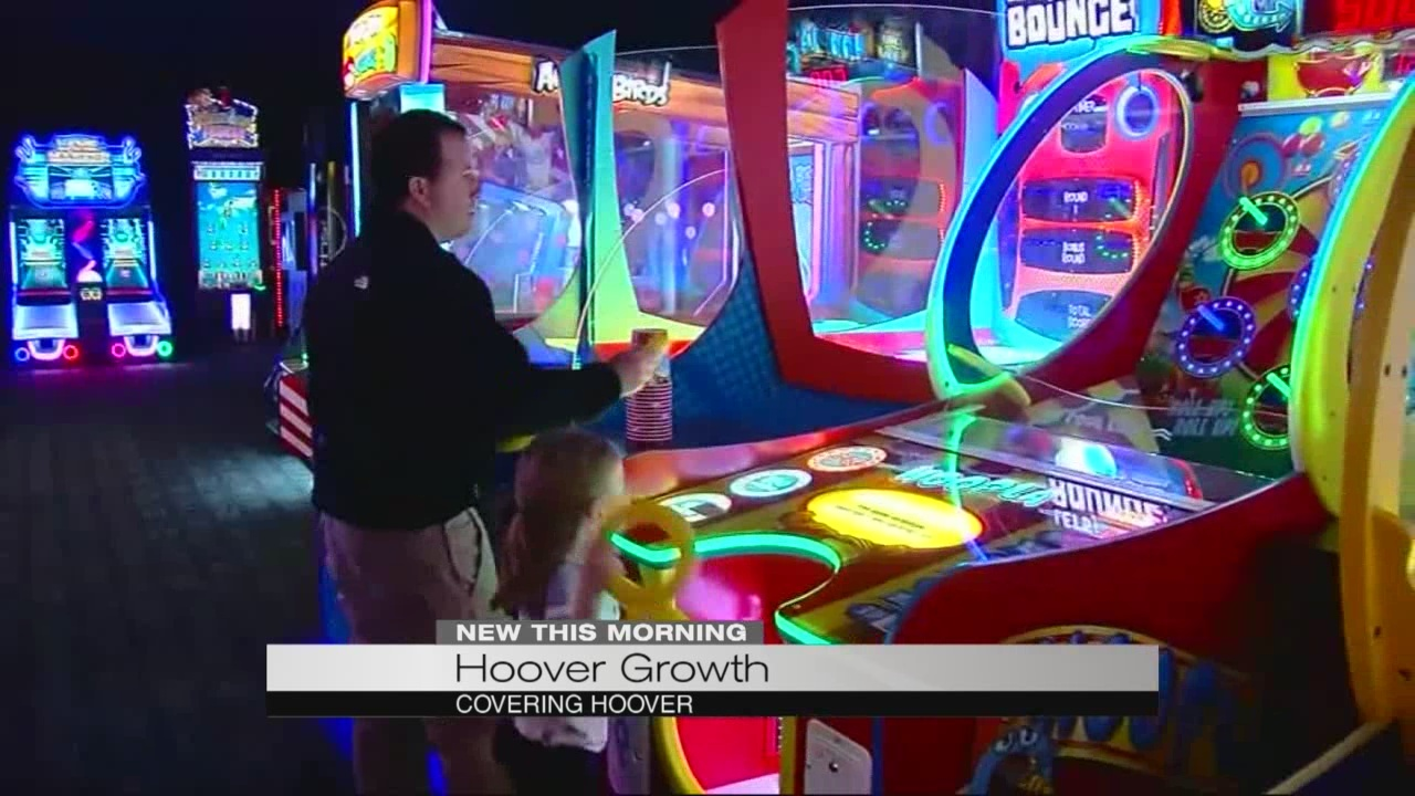 Dave & Buster's update