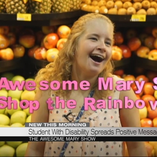 The Awesome Mary Show