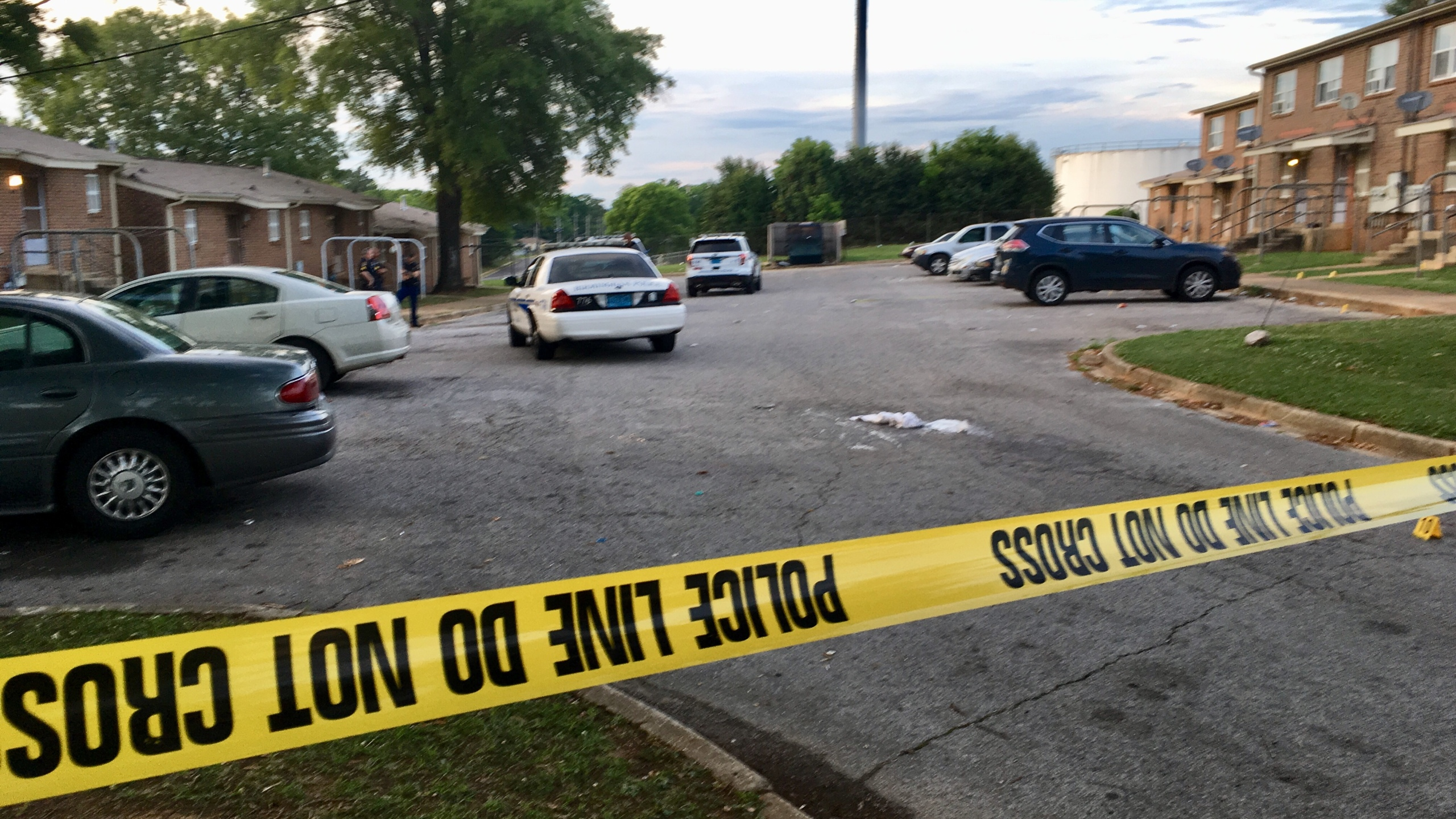 John Bryant Road shooting
